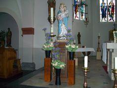 St. Antonius Abt kerk, Eindhoven. Maria ten Hemelopneming.