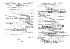 :: Un coup de dés jamais n'abolira le hasard a été republié en 2004 par Michel Pierson et Ptyx, en restituant la composition typographique conçue par Mallarmé pour le projet d'édition Vollard de 1897, projet abandonné après la mort soudaine de l'auteur en 1898. Cette restitution a été établie à partir des jeux d'épreuves conservés à la Bibliothèque nationale de France, en tenant compte des corrections manuscrites de Mallarmé. ::