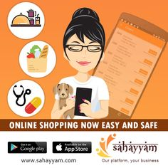 Now do online shopping from your own trusted local shopkeeper. www.sahayyam.com Our platform, your business. #OnlineSellers #OnlineShopping #order #Shop #online #Sahayyam #ShopOnline #eCommerce #DigitalIndia #business #GooglePlay #AppStore