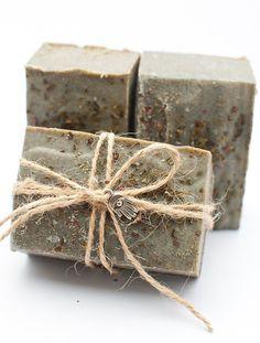 Tea Tree Oil & Sea Kelp Complexion Soap Vegan by nakedeyebeauty, $8.00