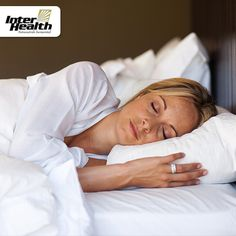 Are you getting enough sleep? Getting a full night of rest can play a vital role in your #health and #wellness.