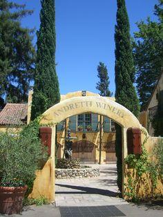 Andretti Winery Napa