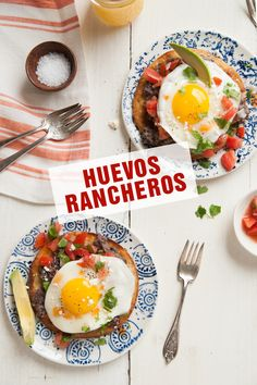 huevos rancheros is one of my favorite breakfasts of all time, and the one i usually make at home...