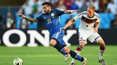 Lavezzi and Höwedes