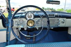 Buick Skylark Roadmaster Convertible 1953