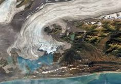 Image result for images of glaciers from space