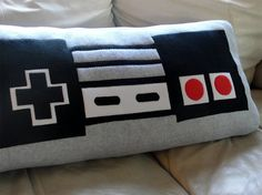 NES controller - would make a great body pillow!