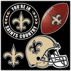 Team Pro-Mark Show your team spirit proudly with this NFL 4 Piece Magnet Set. Each magnet is made of heavy gauge magnetic vinyl and sticks to any metal surface. NFL Team: New Orleans Saints Organizing Important Papers, Chalk Writing, Saints Football, All Saints Day, Nfl Logo, Nfl Sports, Dry Erase Markers, New Orleans Saints