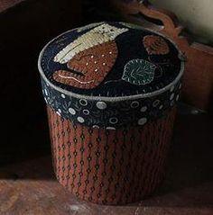 Cat Woolly Box, Rebekah L. Smith