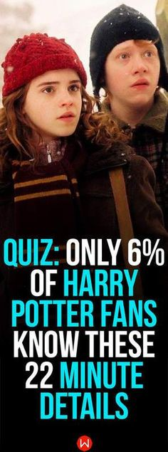 Are you as meticulous as Hermione Granger?