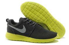 buy popular 2c812 26283 UK Trainers Roshe One Nike Roshe Run Mesh Junior Mens Coral Black Cyan Blue  Draw