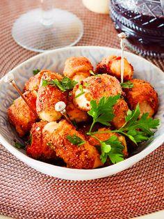 Um die neu interpretierten Chicken-Nuggets werden sich alle reißen!