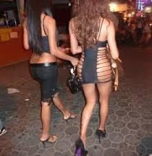 Nigerian and African girls terrible at home night beach party last night