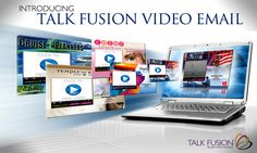 Talk Fusion Video Communication Products     Talk Fusion connects you to the world with the latest cutting-edge Video Communication Products! Video Email, Video Newsletters, Video Conferencing, Live Broadcasting, the Fusion On The Go Mobile App, E-Subscription Forms, Video Auto Responders, Fusion Wall, Video Blog, Video Share and much more! https://1716485.talkfusion.com/