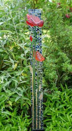 Katie Green Mosaic Glass Sculptor Archives - The Gardening Website
