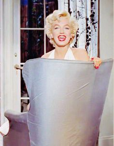 """Marilyn Monroe """"The Seven Year Itch"""" ~ 1955"""
