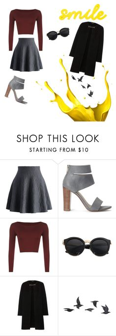 """""""Untitled #60"""" by sexyvictoria77 ❤ liked on Polyvore featuring Chicwish, Splendid, WearAll, Burberry and Jayson Home"""