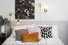 To help guide our pattern mash-ups, we're taking a look at seven rooms that get pattern mixing right and uncovering the top reason why they work. These principles will help build your pattern confidence, so you can let loose and trust your eye. Here's how to mix patterns like a pro.