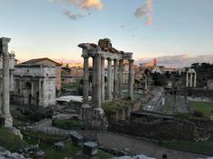 Roma antica. Fori Imperiali. Foto di Barbara Liori