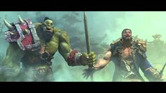 World of Warcraft - Mists of Pandaria cinematic trailer [FullHD] (+playl...