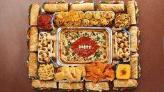 21 Incredible Football Stadiums Made Of Snacks