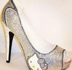 Hello Kitty Heels