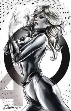 Invisible Woman •Cris Delara