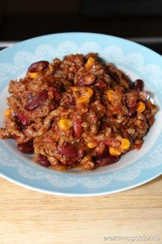 Recipe Please, Meals For One, Food And Drink, Favorite Recipes, Beef, Cooking, Kitchen, Cakes, Diets