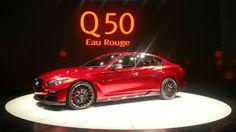 http://www.infinitiglencoe.com  Infiniti Q50 Eau Rouge.  #Fields #InfinitiCars #Q50 #Q50EauRouge