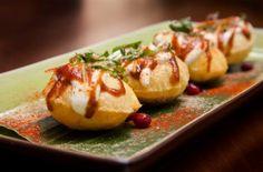 Masala Grill London Restaurants, Baked Potato, Grilling, Potatoes, Baking, Ethnic Recipes, Tables, Food, Mesas