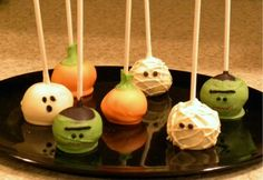 Cake pops!!! Super easy, incredible!!!