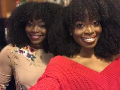 "Msnaturallymary and twin sister Martha rocking the Hergivenhair ""Something About Mary Unit"" Organic Hair Care, Natural Hair Care, Natural Hair Styles, Natural Beauty, Braids Hairstyles Pictures, Hair Pictures, African Hairstyles, Afro Hairstyles, Stretching Hair"
