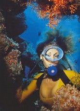 Afbeeldingsresultaten voor vintage scuba