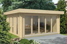 Gartenhaus Almelo-70 Premium