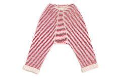 Macarons Reversible Baby Trousers – Pink. £39.95 + Free P&P