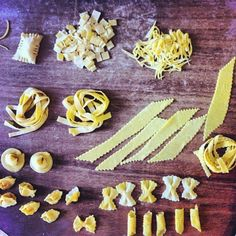 """Learning to make pasta at Casa Artusi in Forlimpopoli - """"See, Taste, Do! - Instagram Highlights from the Emilia Romagna Region of Italy"""" by @Jeanette Kramer"""