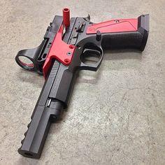 Guns -CZ 75 TS Find our speedloader now! http://www.amazon.com/shops/raeind