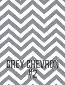 Grey Chevron Printable