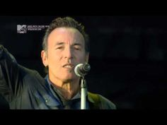Bruce Springsteen - Atlantic City - London, England (HRC) - June 30, 2013...after some shorts...he is 64, still just as good!