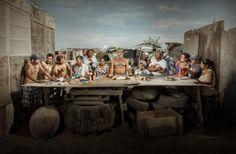 La santa cena?