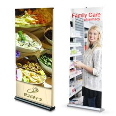 Pillowcase Banner Stand Fbpp0000013644 Get Their Attention