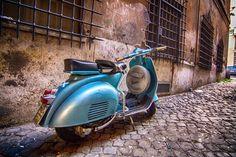 Vespa - Rome