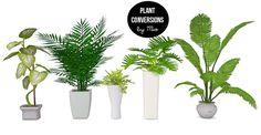 Mio-sims: Plant conversions II