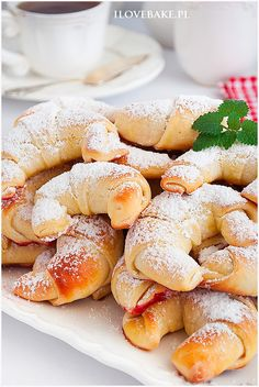 Baking Recipes, Cake Recipes, Polish Recipes, Polish Food, Pumpkin Cheesecake, Sweet Cakes, Cupcake Cookies, No Bake Cake, Sweet Recipes