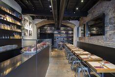 New Restaurant Room Obicà Campo dei Fiori - Rome - Italy