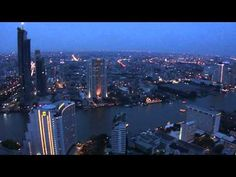 breathtaking view from lebua hotel @Pat Wingworn, Thai    http://www.lebua.com/en/lebua-at-state-tower/