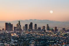 I am falling in love with Los Angeles.  It is wonderful and it is awful, but the life I have made for myself here is happy.