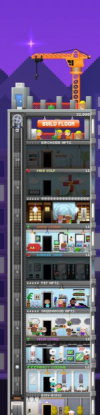 My Tiny Tower is awesome!