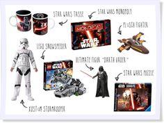 Bald kommt Star Wars 7 in die Kinos. Hübsche #Fanartikel findet Ihr bei uns im Shop. #Starwars #Kinofilm #Darthvader