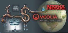OCULTO REVELADO: A VERDADE: A Guerra da Água e o Hidroimperialismo